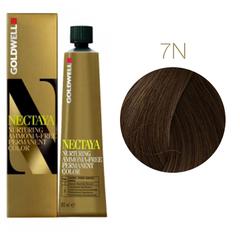 Goldwell Nectaya 7N (русый) - Краска для волос