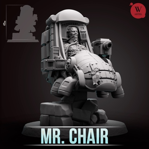 Mr. Chair