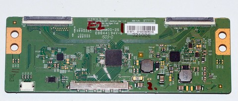 6870C-0438A t-con телевизора Philips