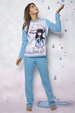 Пижама с персонажем Gorjuss