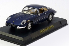 Ferrari 400 SA SuperAmerica black 1:43 Eaglemoss Ferrari Collection #30