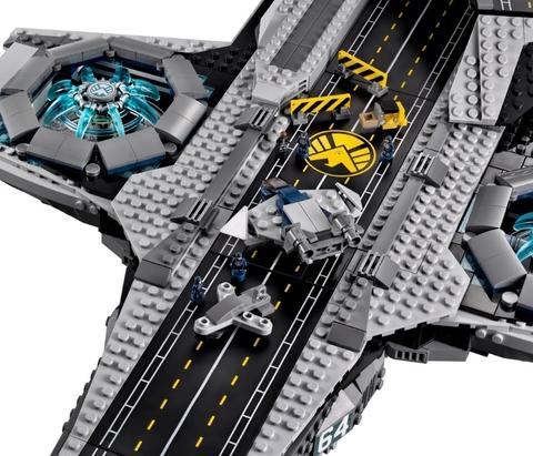 LEGO Super Heroes: Гелликарриер 76042