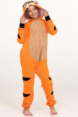 """Детская пижама-кигуруми """"Тигр"""""""
