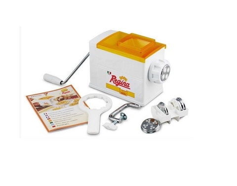 Машинка для пасты Marcato Regina с насадкой-тестомесом Mixing Kit, фото