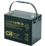 Аккумулятор  CSB EVX12750 ( 12V 75Ah / 12В 75Ач ) - фотография