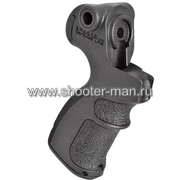 Пистолетная рукоятка пластиковая AGM-500 для ружья Моссберг Mossberg 500 FAB Defense фото 2