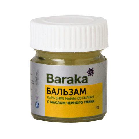 Baraka, Бальзам - простуда, боли в мышцах и в суставах, 10гр