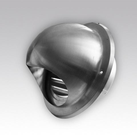 Выход стенной 20 ВМ нержавеющая сталь