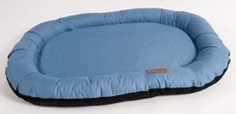 Katsu Pontone Kasia 100х73см лежак для животных (синий)