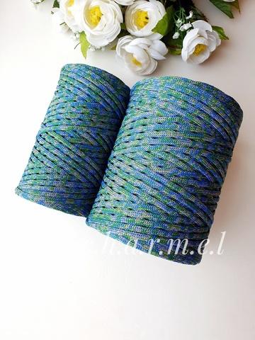Морское путешествие Mix Color  Лайт Полиэфирный шнур