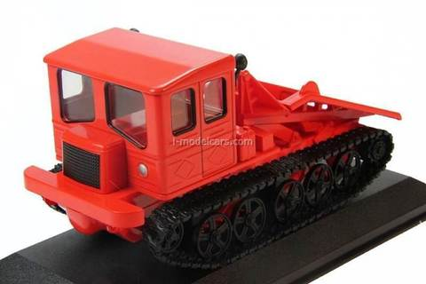 Tractor TDT-60 1:43 Hachette #26