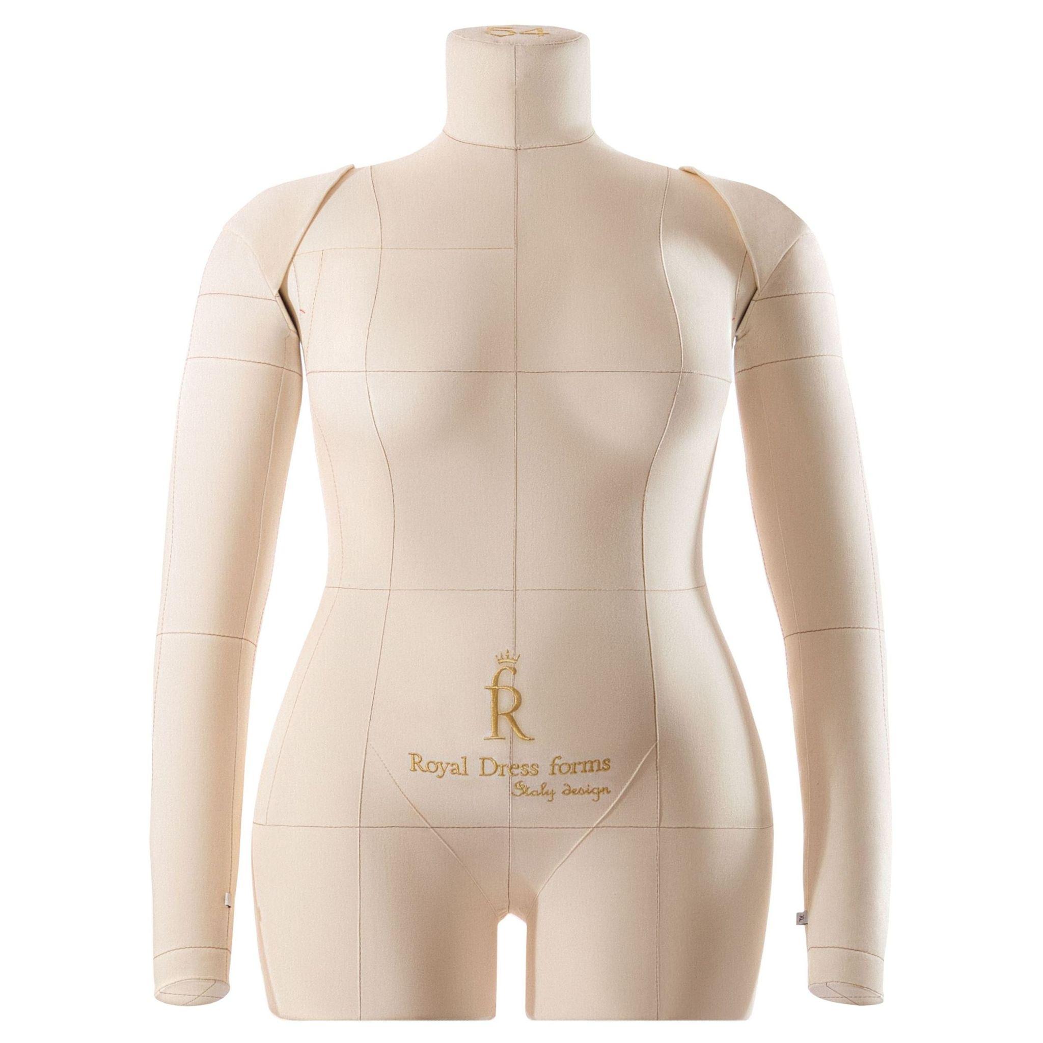 Комплект Comfort: мягкий манекен Monica бежевый 54, Ручки, Сумка