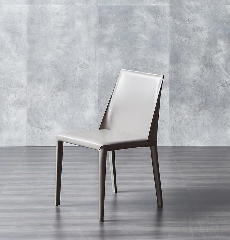 Кожаный стул Isabel