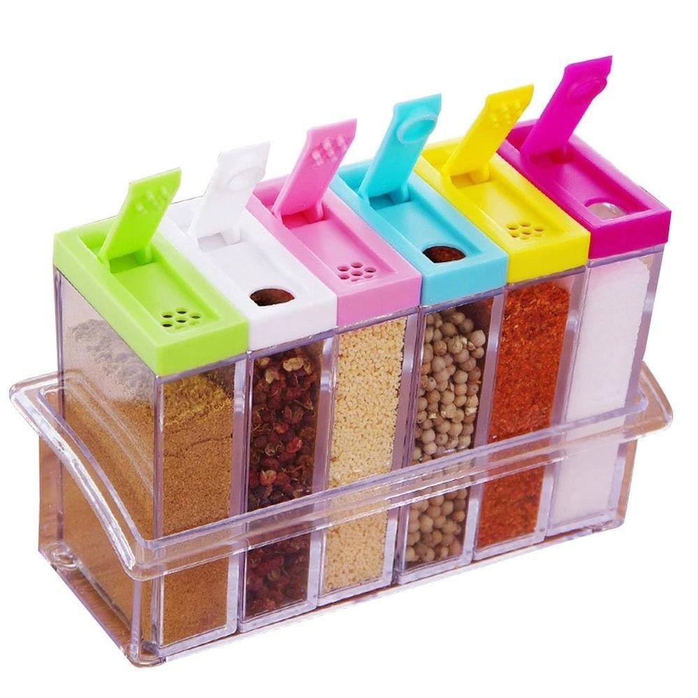 Товары для кухни Набор для специй Seasoning Set 6 шт набор.jpg