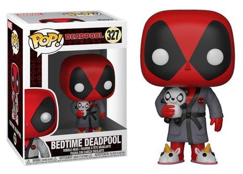 Bedtime Deadpool Funko Pop! Vinyl Figure    Дедпул в банном халате