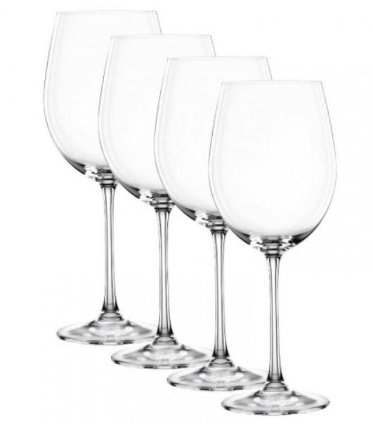 Набор из 4-х бокалов для вина Bordeaux Vivendi Premium, 763 мл набор из 4 х бокалов для крепких напитков stemmed spirit vivendi premium 109 мл