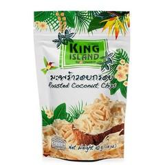 Кокосовые чипсы,100% - кокос, King Island