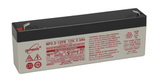 Аккумулятор EnerSys Genesis NP2.3-12 ( 12V 2,3Ah / 12В 2,3Ач ) - фотография