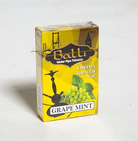 Табак Balli Grape Mint 50 г