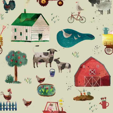 farm/ ферма
