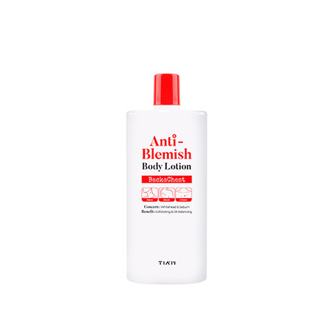 Гель для душа TIAM Anti Blemish Body Lotion 200ml