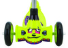 Детский самокат Razor Monster Kix зелёный