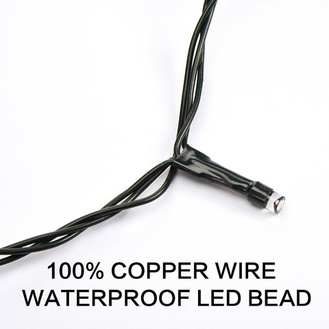 LED светодиодный провод с последовательным соединением между собой