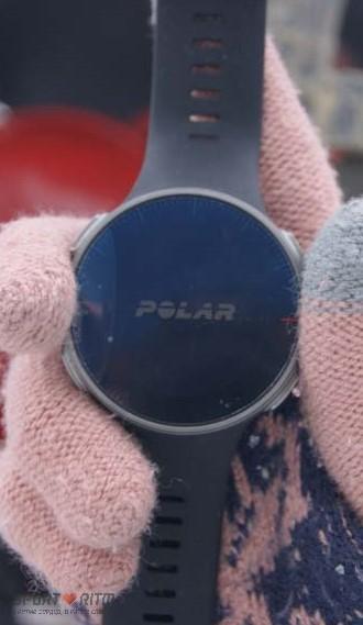 Polar Vantage V Black