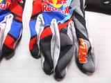 Мотоперчатки KINI RED BULL KTM M3, кроссовые мото перчатки