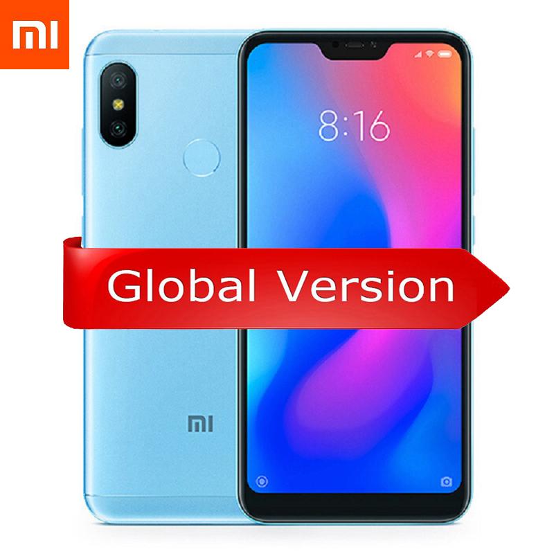 Смартфон Xiaomi Mi A2 Lite 3 / 32GB (голубой)