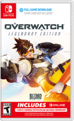 NS: Overwatch: Legendary Edition (Код загрузки, без картриджа, русская версия)