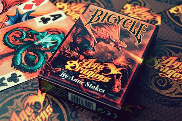 Карты Age of Dragons