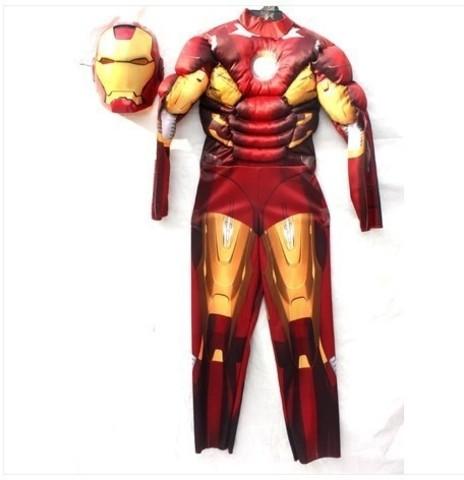 Костюм Железный человек — Iron Man costume Adult