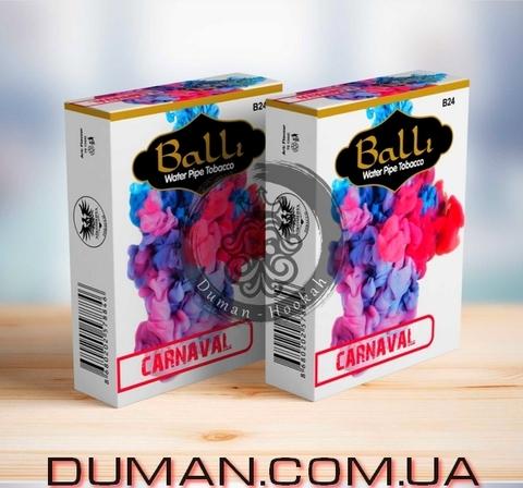 Табак Balli CARNAVAL (Балли Карнавал - Дыня, Молоко, Клубника)