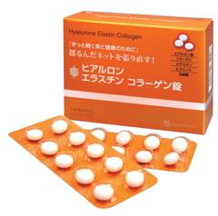 БАД Комплекс гиалурон-эластин-коллагеновый