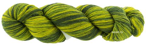 Пряжа Кауни 8/1   Yellow-green  (Желто-зеленый)