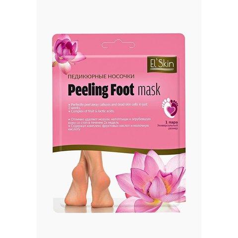 El'Skin Маска-носки Педикюрные носочки
