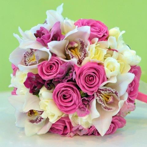 Свадебный букет #468