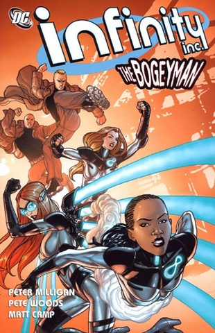 Infinity Inc: the Bogeyman