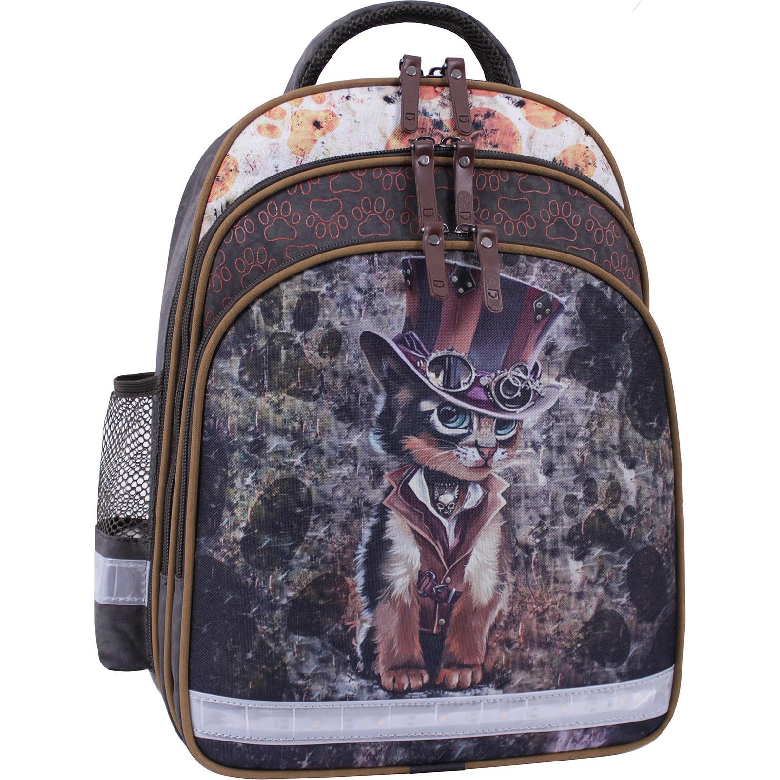 Для детей Рюкзак школьный Bagland Mouse 327 хаки 513 (00513702) IMG_0017_суб.513_.JPG