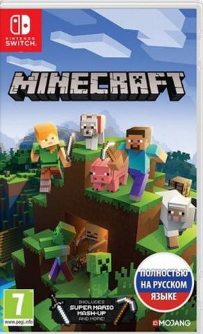 NS: Minecraft (русская версия)