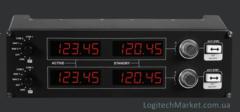 LOGITECH Flight Radio Panel [945-000011]