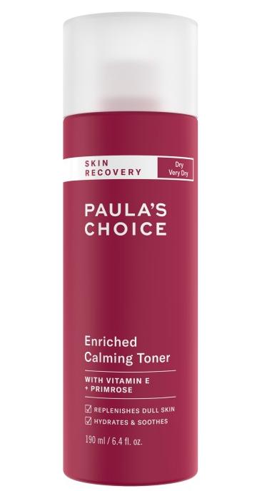Paula's Choice Skin Recovery Enriched Calming Toner успокаивающий тонeр 190мл