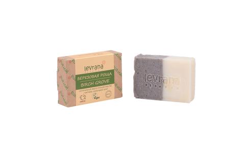 Levrana, Березовая роща, натуральное мыло, 100гр