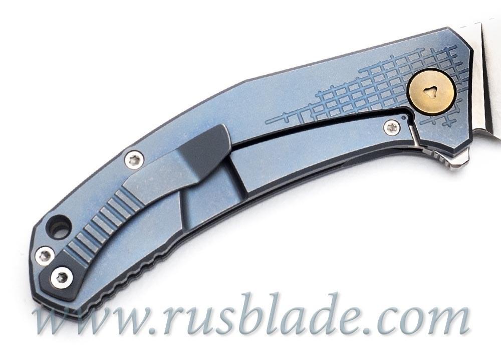 CUSTOM Shirogorov JEANS KNIFE Vanax 37 MRBS
