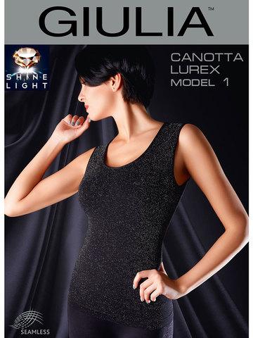 Майка Canotta Lurex 01 Giulia