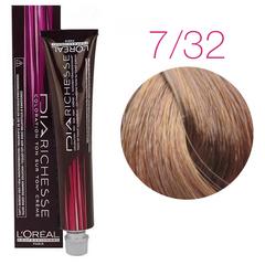L'Oreal Professionnel Dia Richesse 7.32 (Медовый золотистый) - Краска для волос