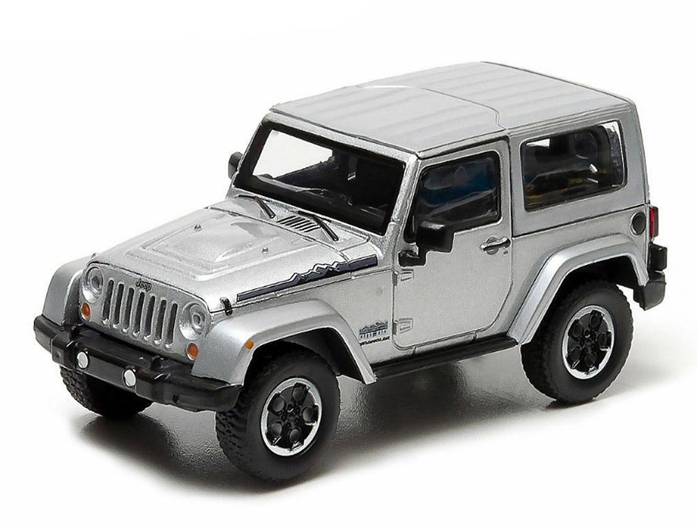 Коллекционная модель Jeep Wrangler 4х4 Polar Limited Edition (Hard Top) 2014
