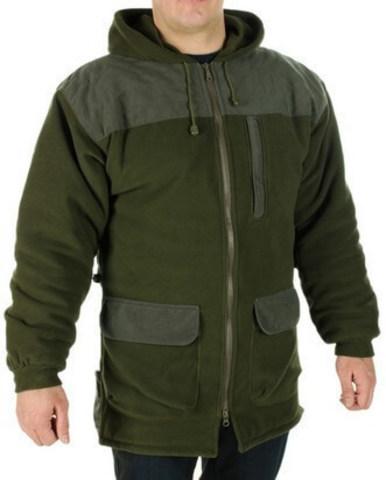 Флисовая куртка с подогревом RedLaika RL-H-F01