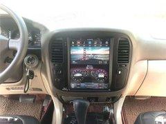 Магнитола Toyota Land Cruiser 100 1998-2002 стиль Tesla 4/32GB IPS DSP модель CB3236 PX6